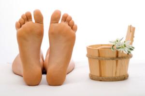 足の裏健康チェック