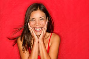 笑うことで身体イキイキ健康に