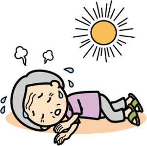 熱中症 高齢者 健康管理